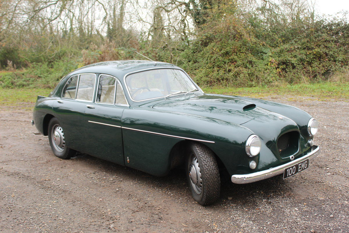 1955 Bristol 405 For Sale (picture 1 of 6)