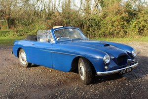 1955 Bristol 405 Drop Head Coupe