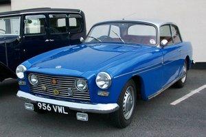 1965 Bristol  408 MkII