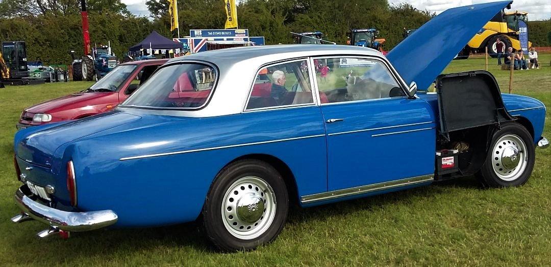 1965 Bristol  408 MkII For Sale (picture 6 of 6)