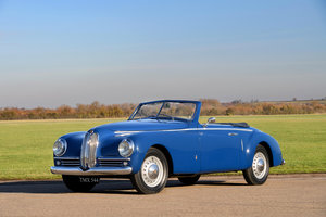 1948 Bristol 401 Farina Cabriolet For Sale