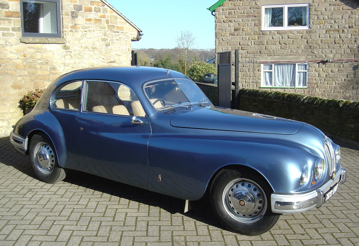 1951 Bristol 401 Lovely genuine example. For Sale (picture 1 of 6)