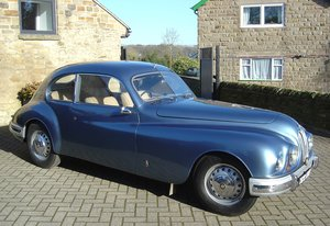 1951 Bristol 401 Lovely genuine example.