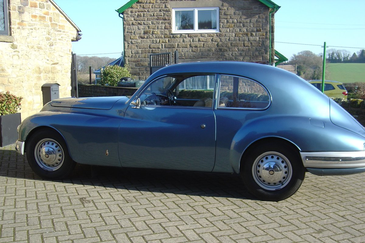 1951 Bristol 401 Lovely genuine example. For Sale (picture 2 of 6)
