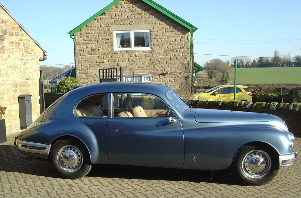 1951 Bristol 401 Lovely genuine example. For Sale (picture 4 of 6)