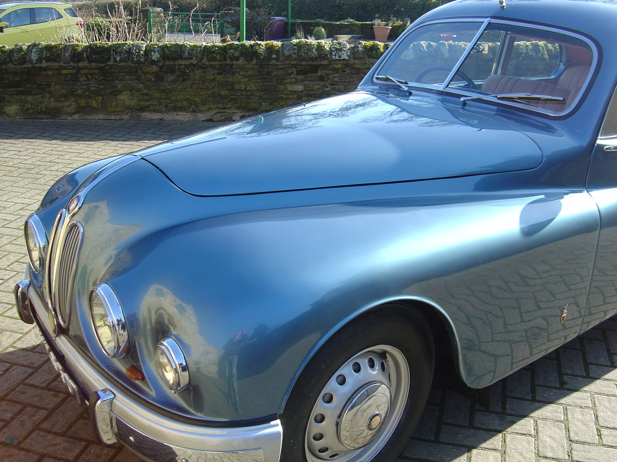 1951 Bristol 401 Lovely genuine example. For Sale (picture 6 of 6)