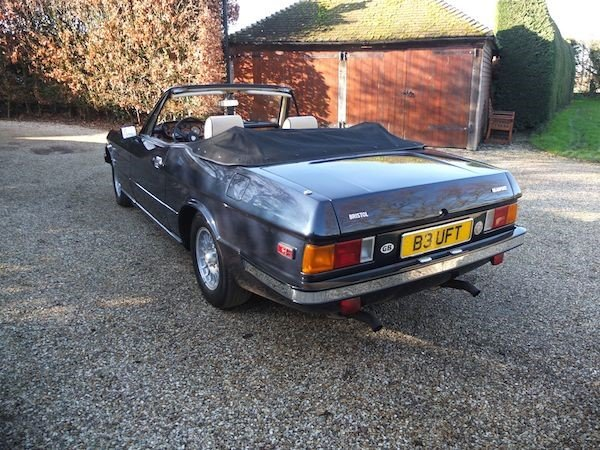 1989 1984 Blue Bristol Beaufort  For Sale (picture 3 of 6)