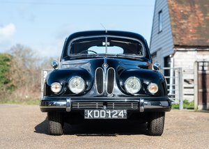 1950 Bristol 401 For Sale by Auction