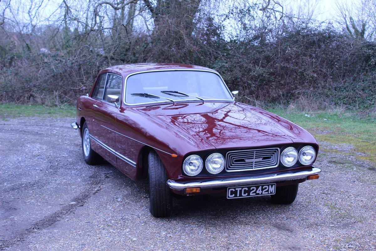 1974 Bristol 411 For Sale (picture 1 of 6)