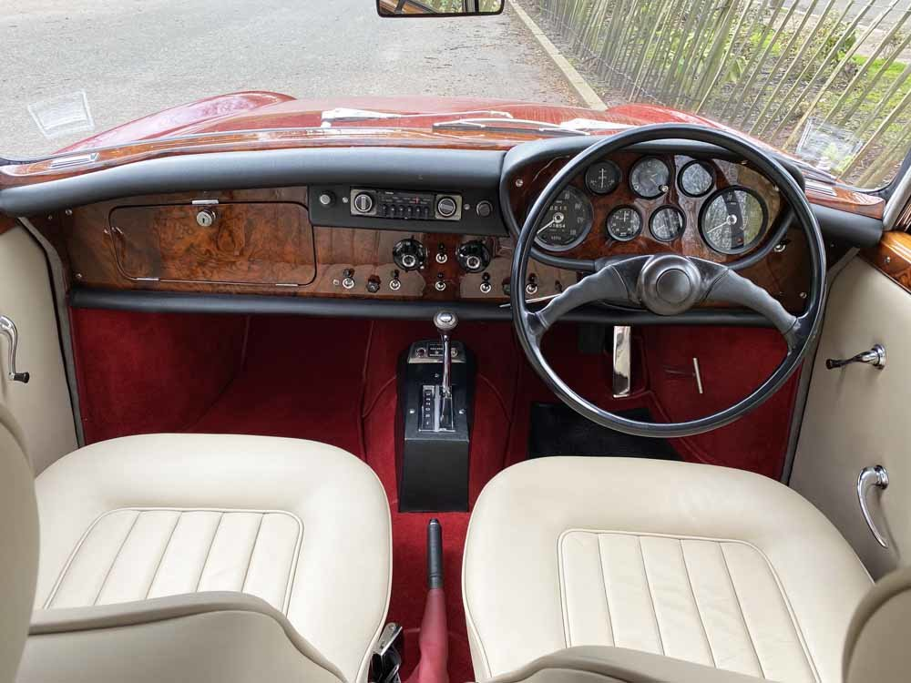 1969 1967 Bristol 410 - Completely restored For Sale (picture 2 of 24)
