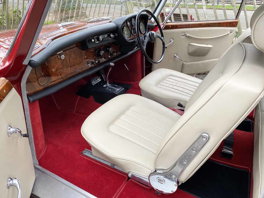 1969 1967 Bristol 410 - Completely restored For Sale (picture 4 of 24)