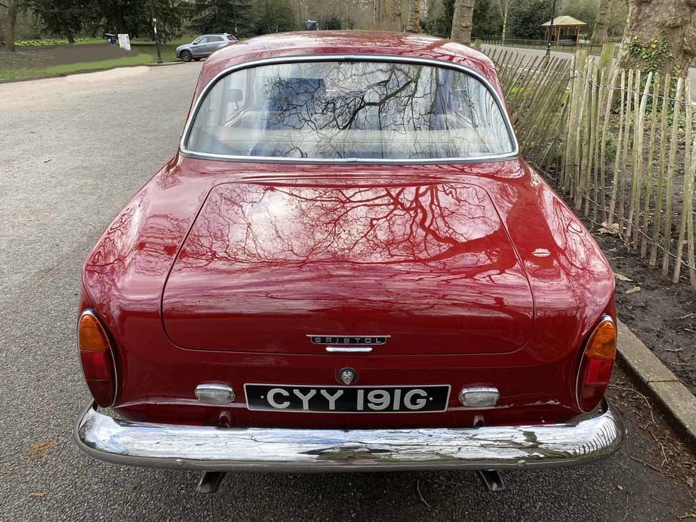 1969 1967 Bristol 410 - Completely restored For Sale (picture 14 of 24)