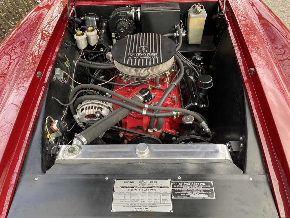 1969 1967 Bristol 410 - Completely restored For Sale (picture 16 of 24)