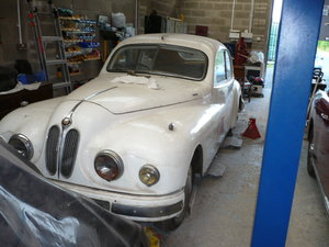 1954 Bristol 403 Restoration Project