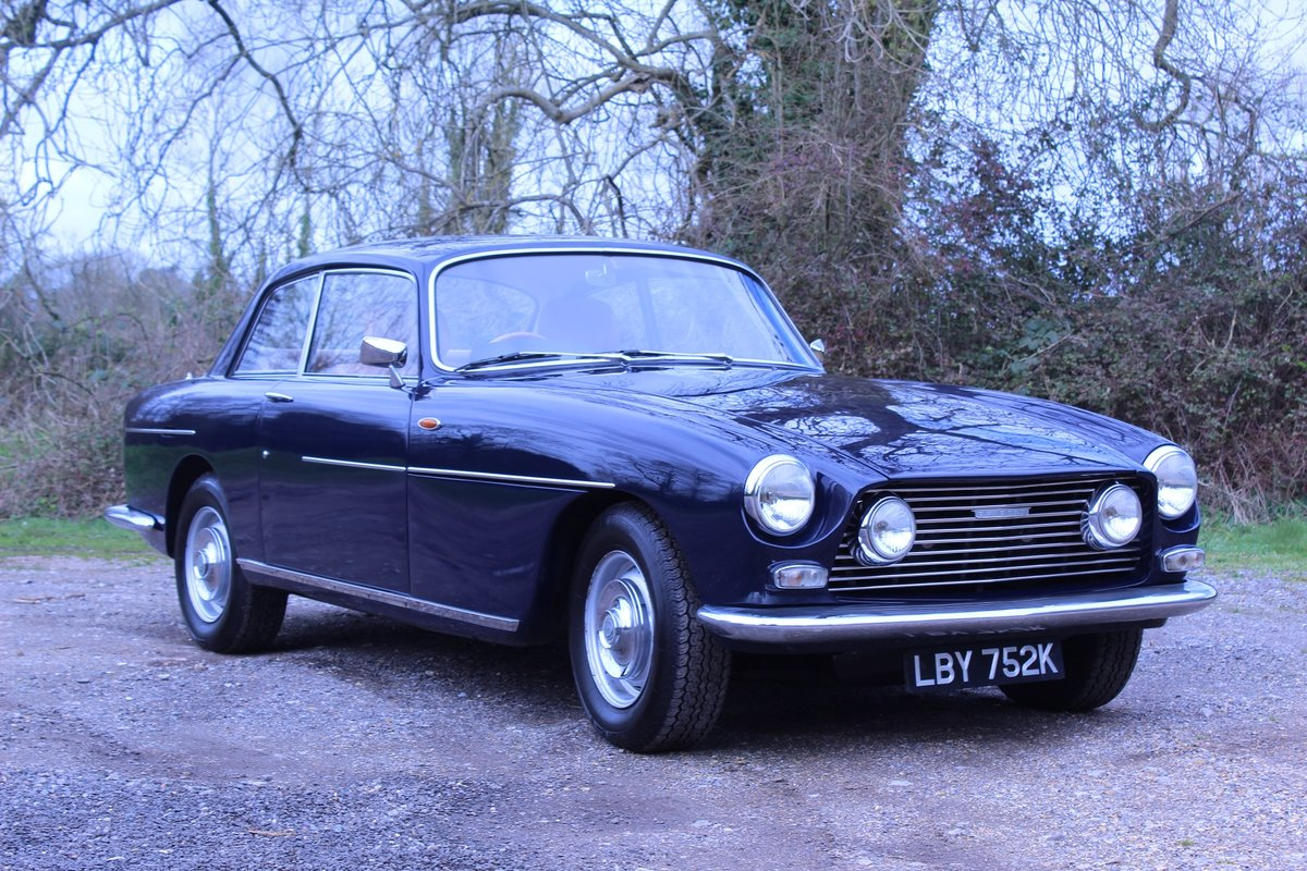 1972 Bristol 411 S2 For Sale (picture 1 of 6)