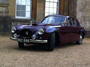 1955 Red Bristol 405