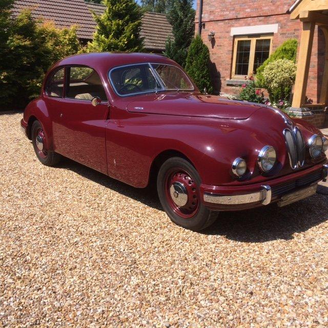 1953 Bristol 403 For Sale (picture 1 of 6)