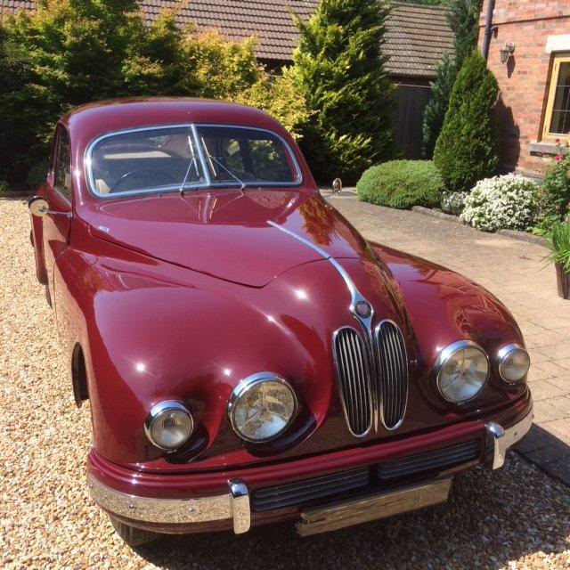 1953 Bristol 403 For Sale (picture 2 of 6)