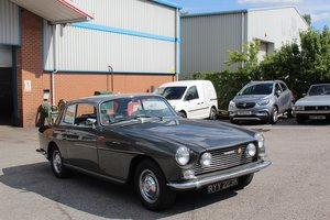 Picture of 1972 1971 Grey Bristol 411 Series 2 SOLD