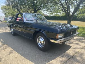 1980 Bristol 412 Series 2 Convertible styled by Zagato For Sale