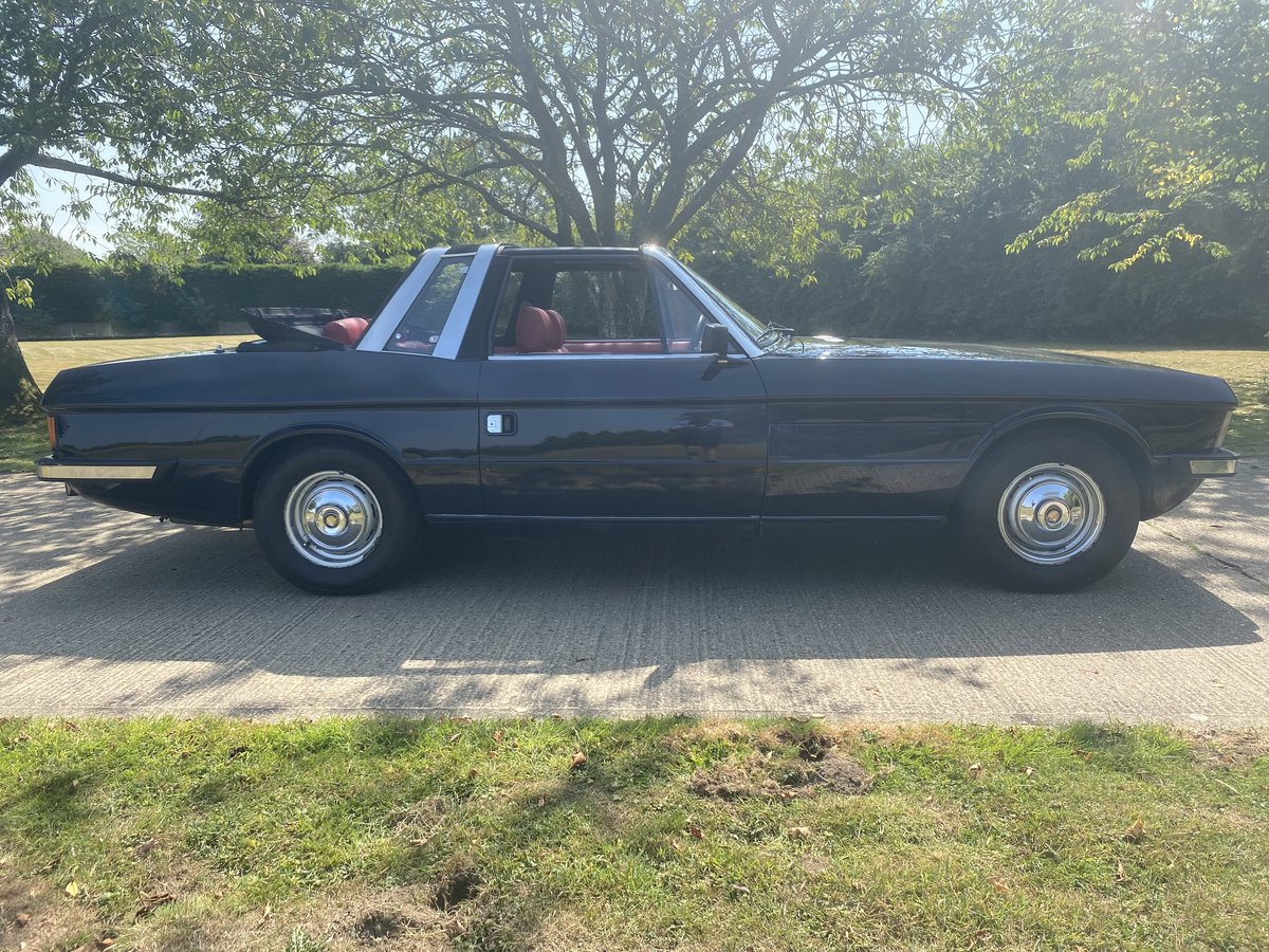 1980 Bristol 412 Series 2 Convertible styled by Zagato For Sale (picture 3 of 6)