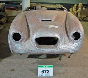 1964 409 Speedster Unique Restoration Opportunity
