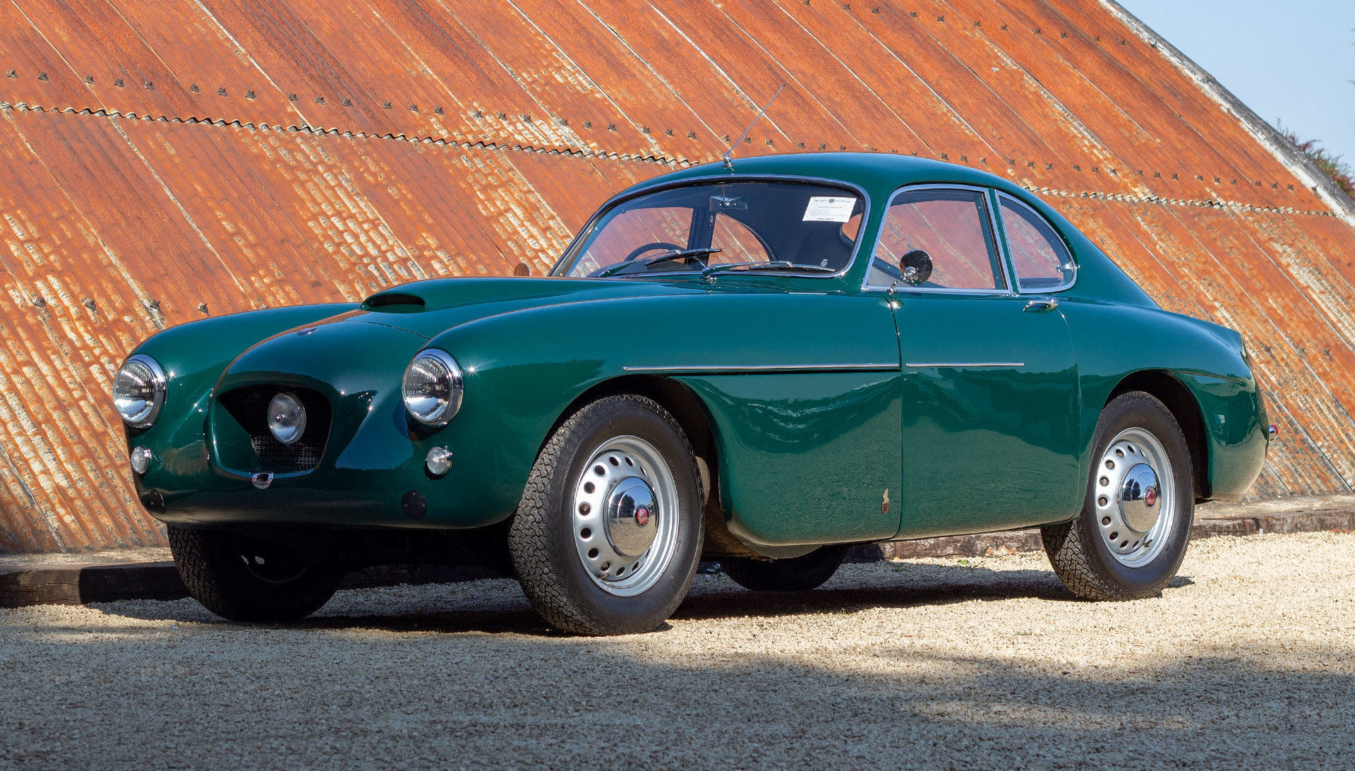 1955 Bristol 404 Coupé - £40k mechanical rebuild in 2019 For Sale (picture 1 of 19)