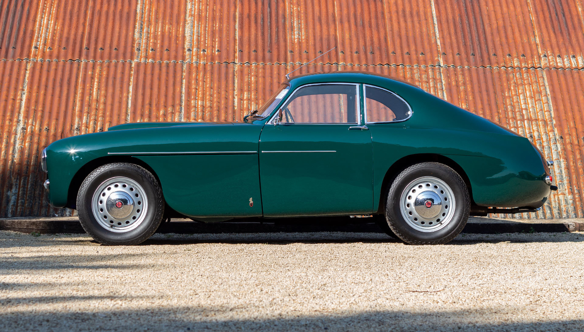 1955 Bristol 404 Coupé - £40k mechanical rebuild in 2019 For Sale (picture 2 of 19)