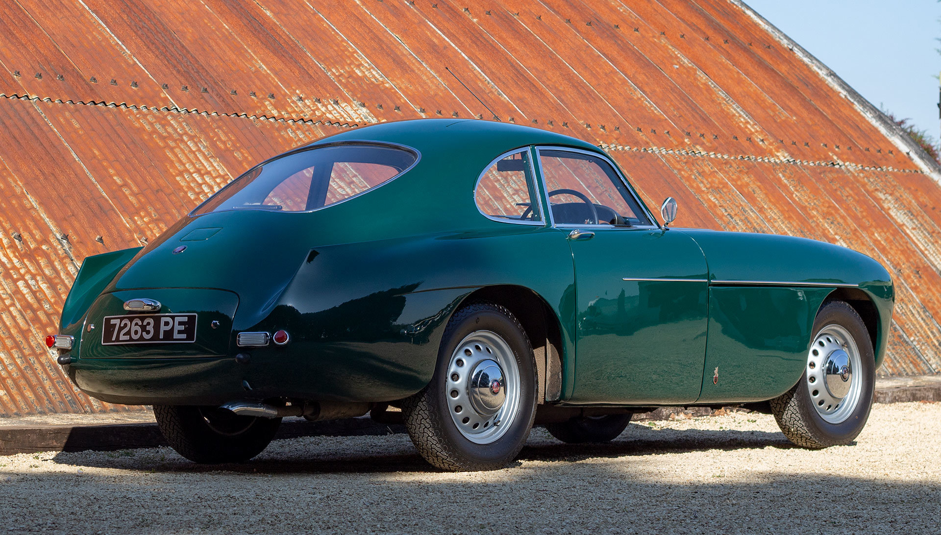 1955 Bristol 404 Coupé - £40k mechanical rebuild in 2019 For Sale (picture 5 of 19)