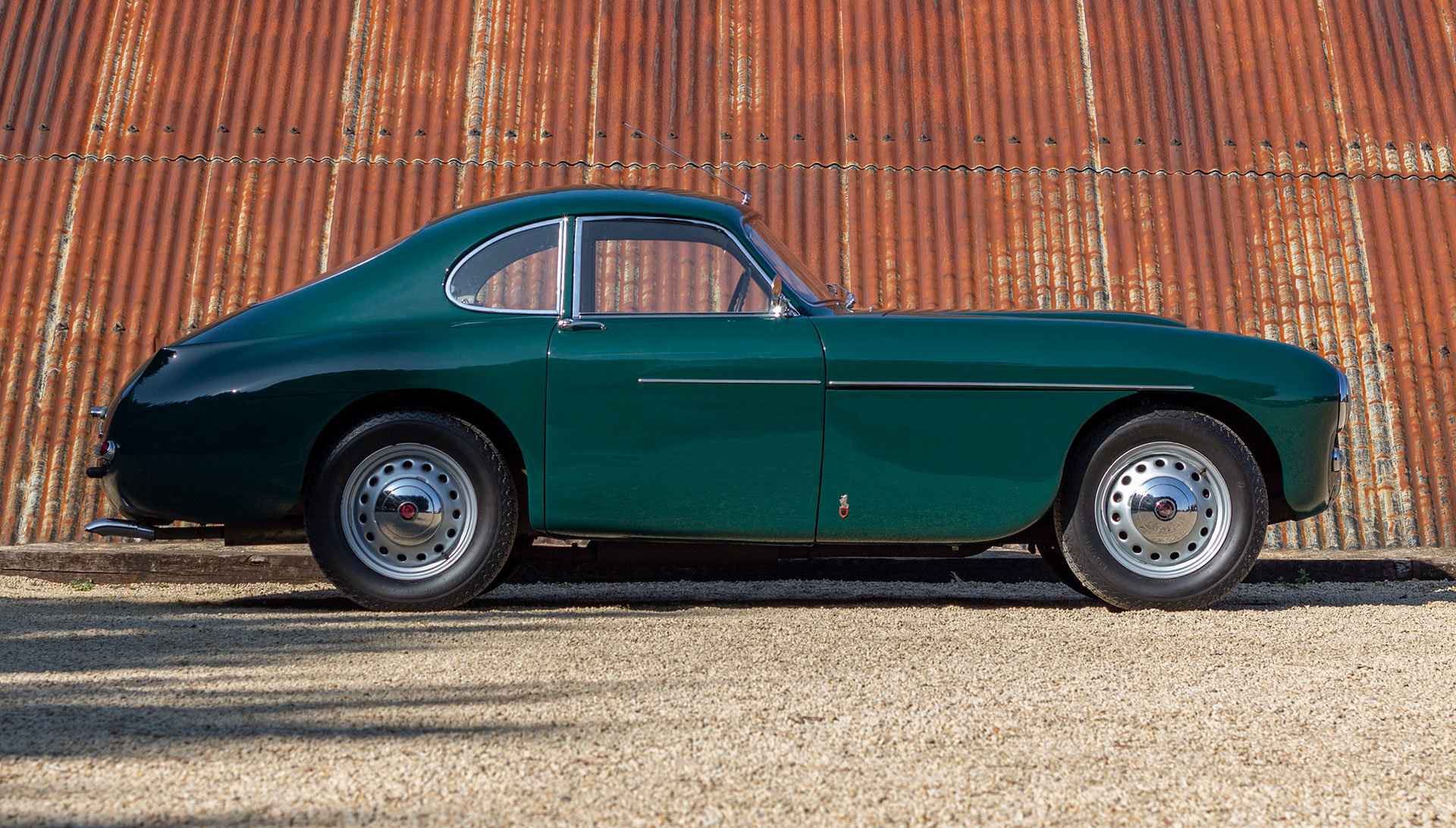 1955 Bristol 404 Coupé - £40k mechanical rebuild in 2019 For Sale (picture 6 of 19)