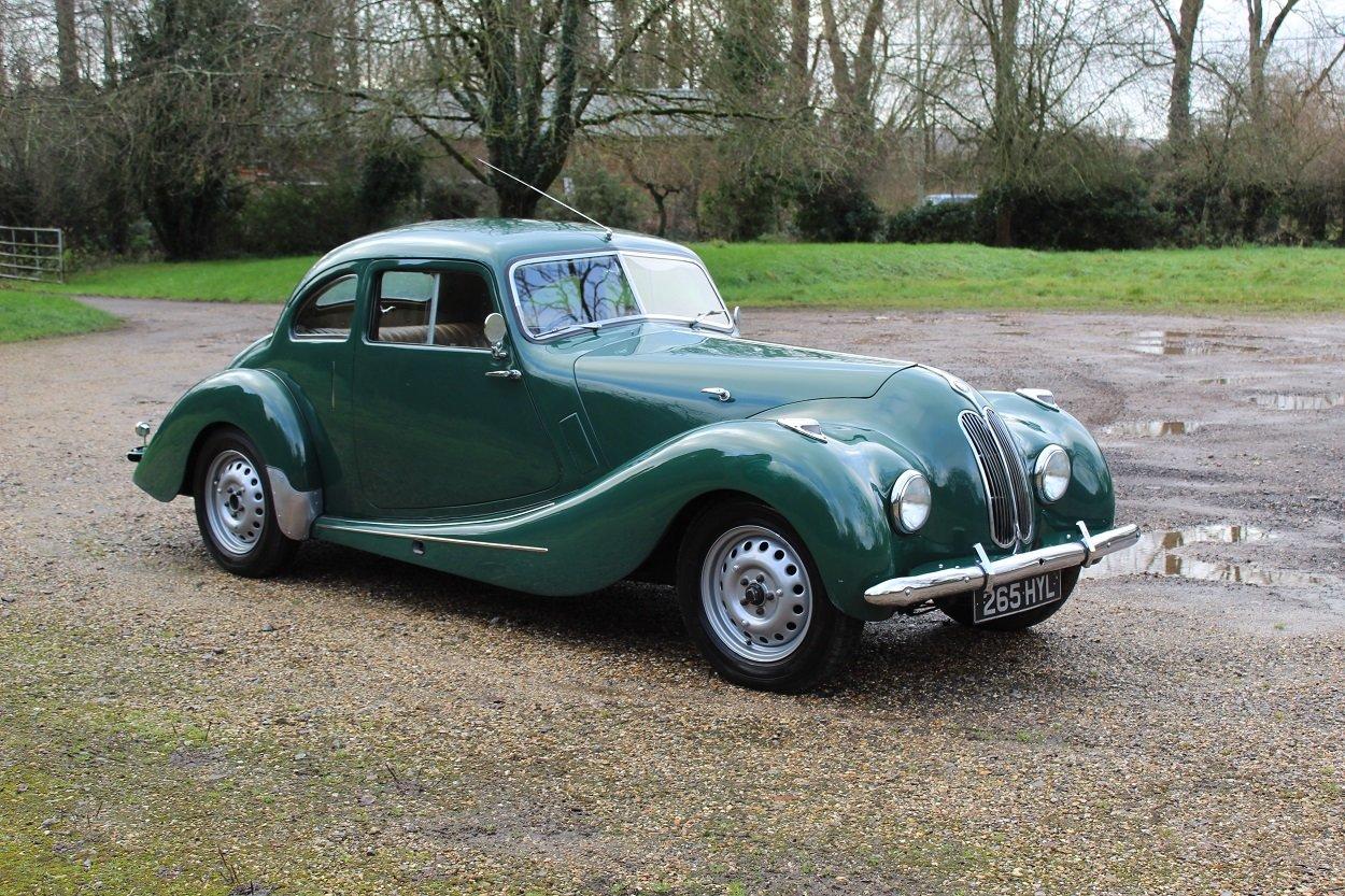 1949 Bristol 400 For Sale (picture 3 of 11)