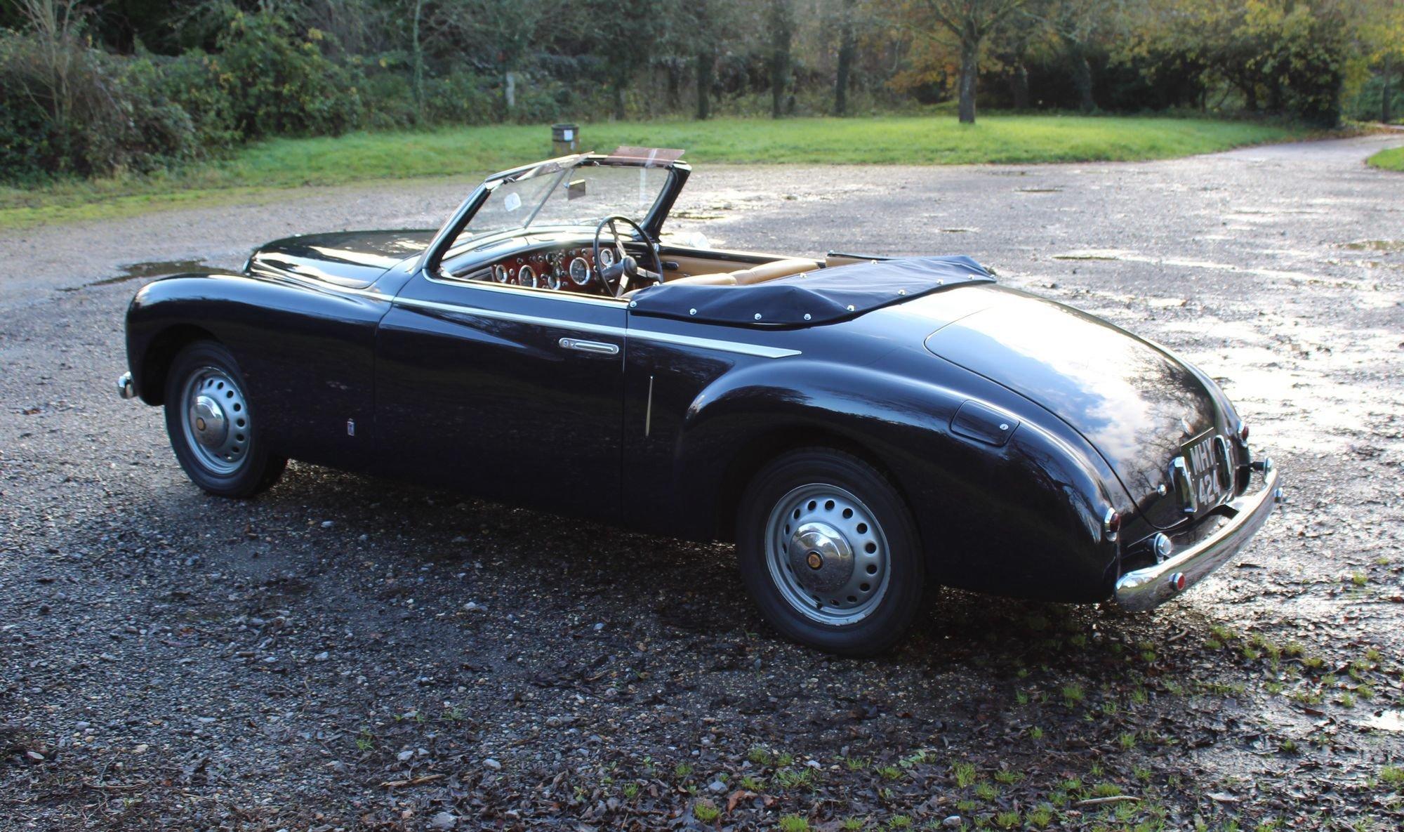 1950 Bristol 401 Farina Convertible For Sale (picture 4 of 8)