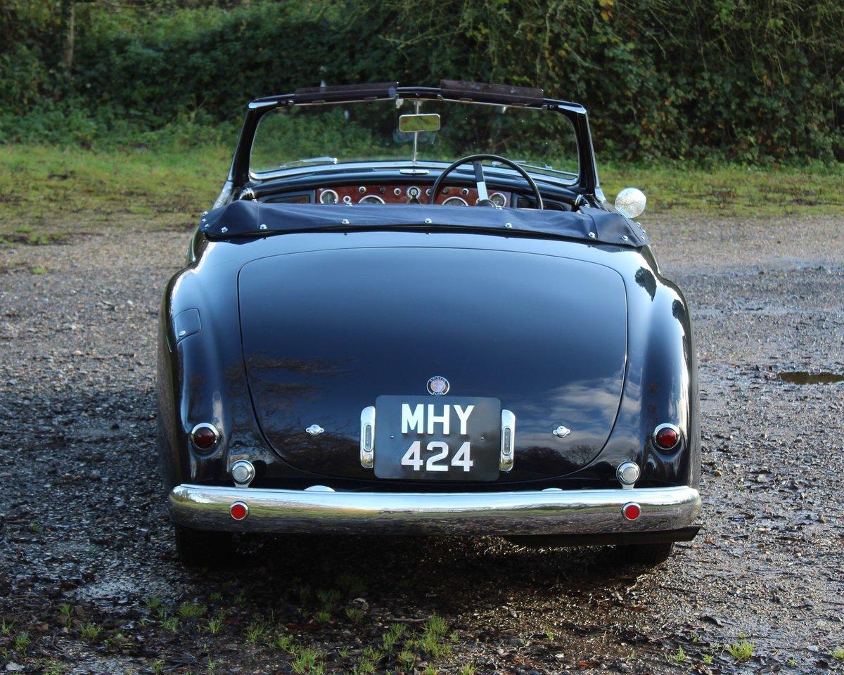1950 Bristol 401 Farina Convertible For Sale (picture 5 of 8)