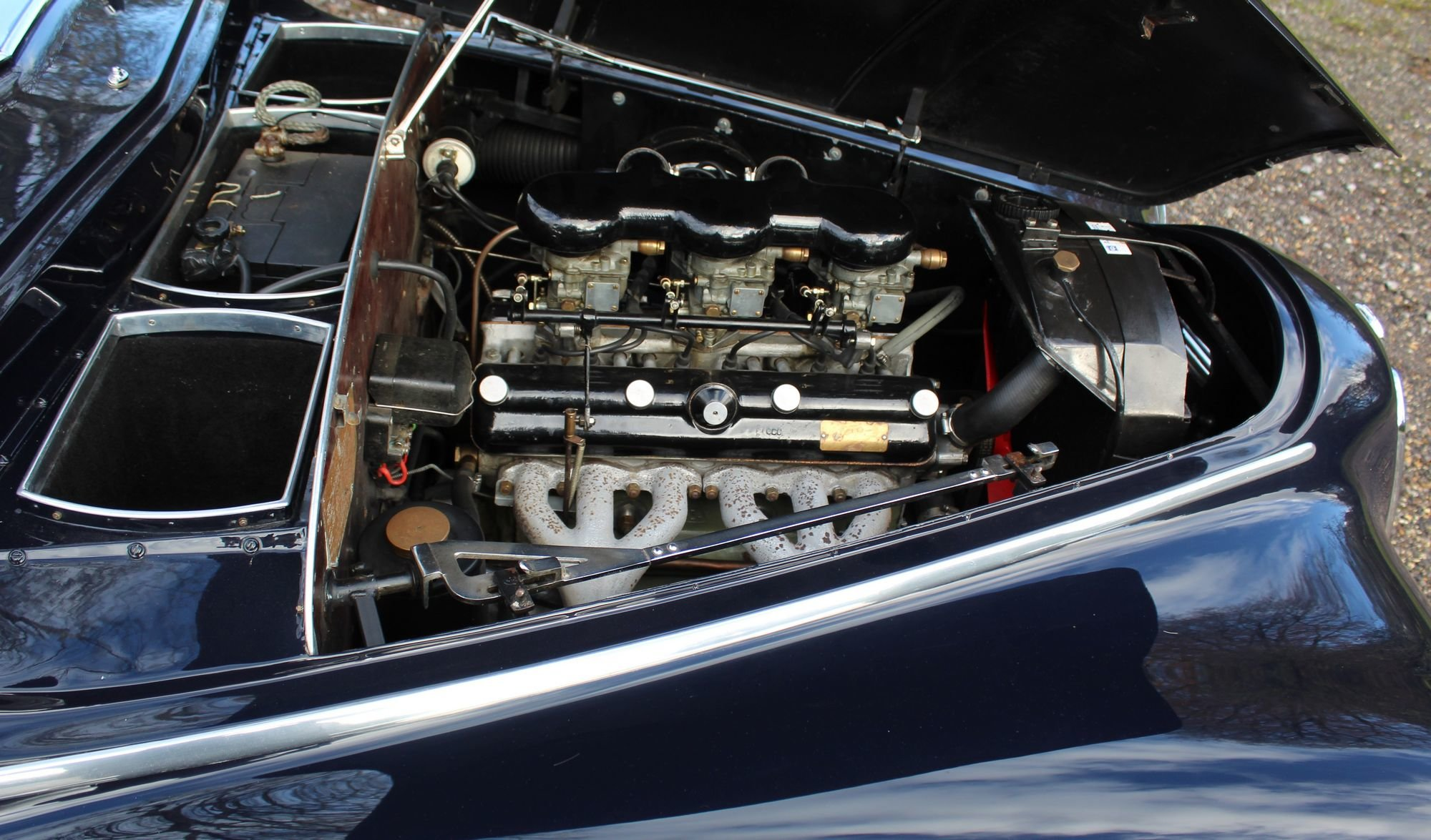 1950 Bristol 401 Farina Convertible For Sale (picture 6 of 8)