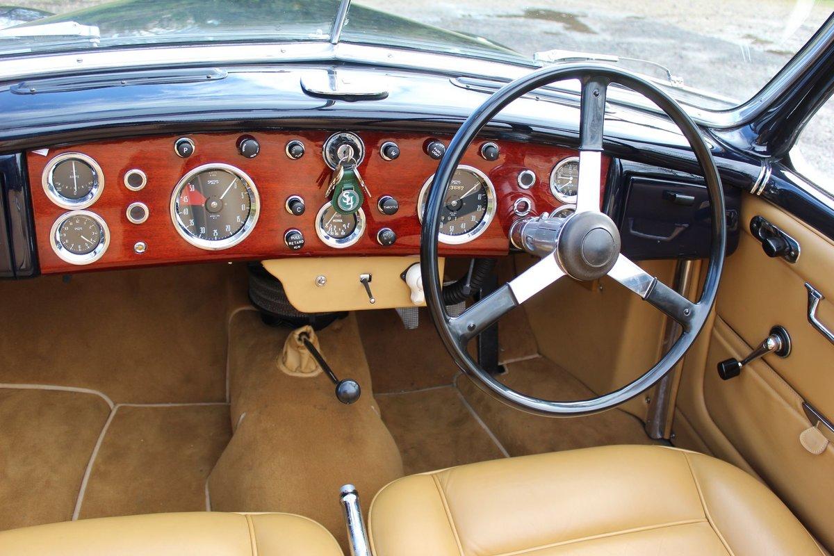 1950 Bristol 401 Farina Convertible For Sale (picture 8 of 8)