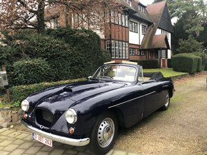 Picture of 1955 Bristol 405 DHC For Sale