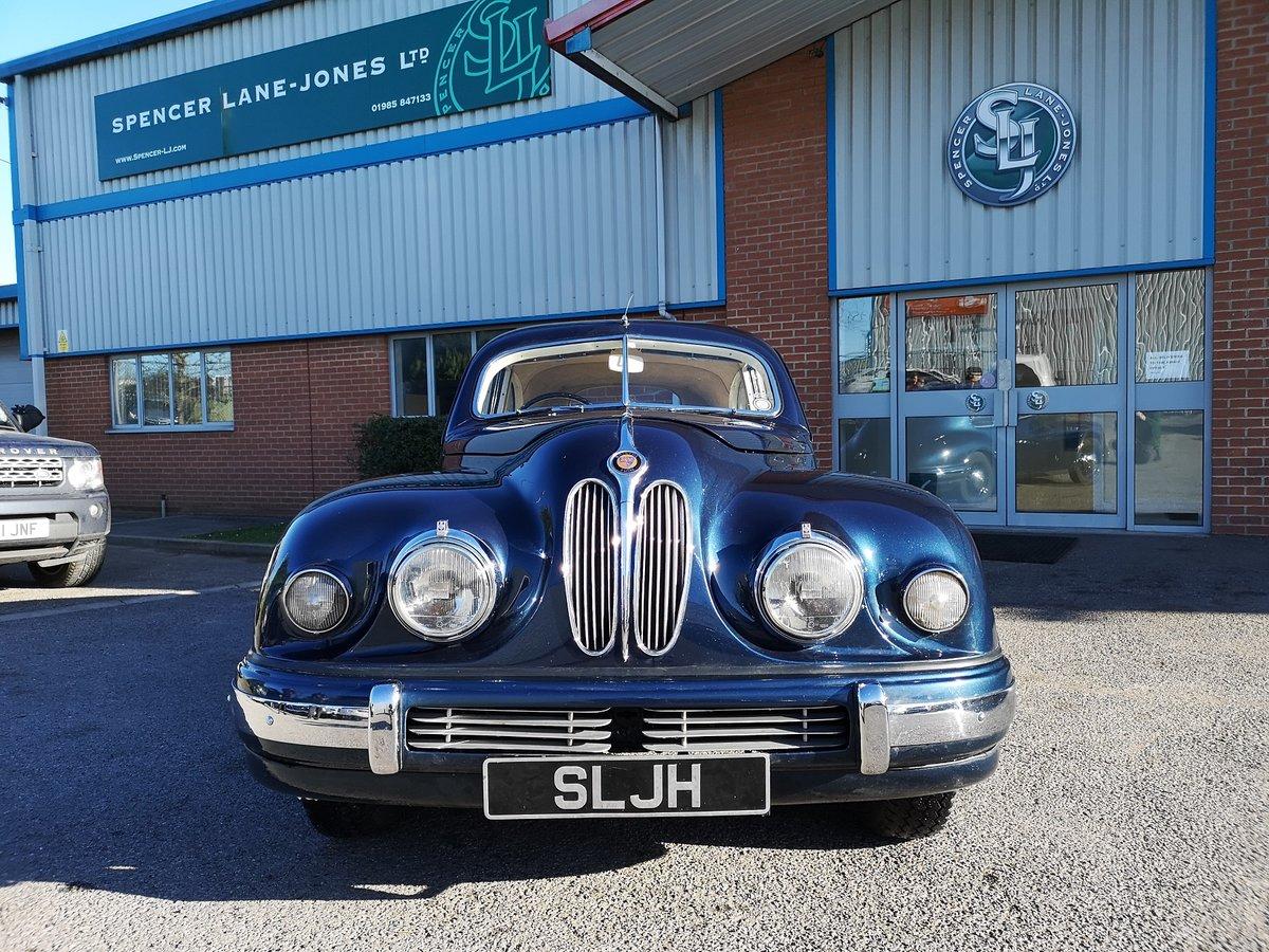 1949 Bristol 401 For Sale (picture 1 of 7)