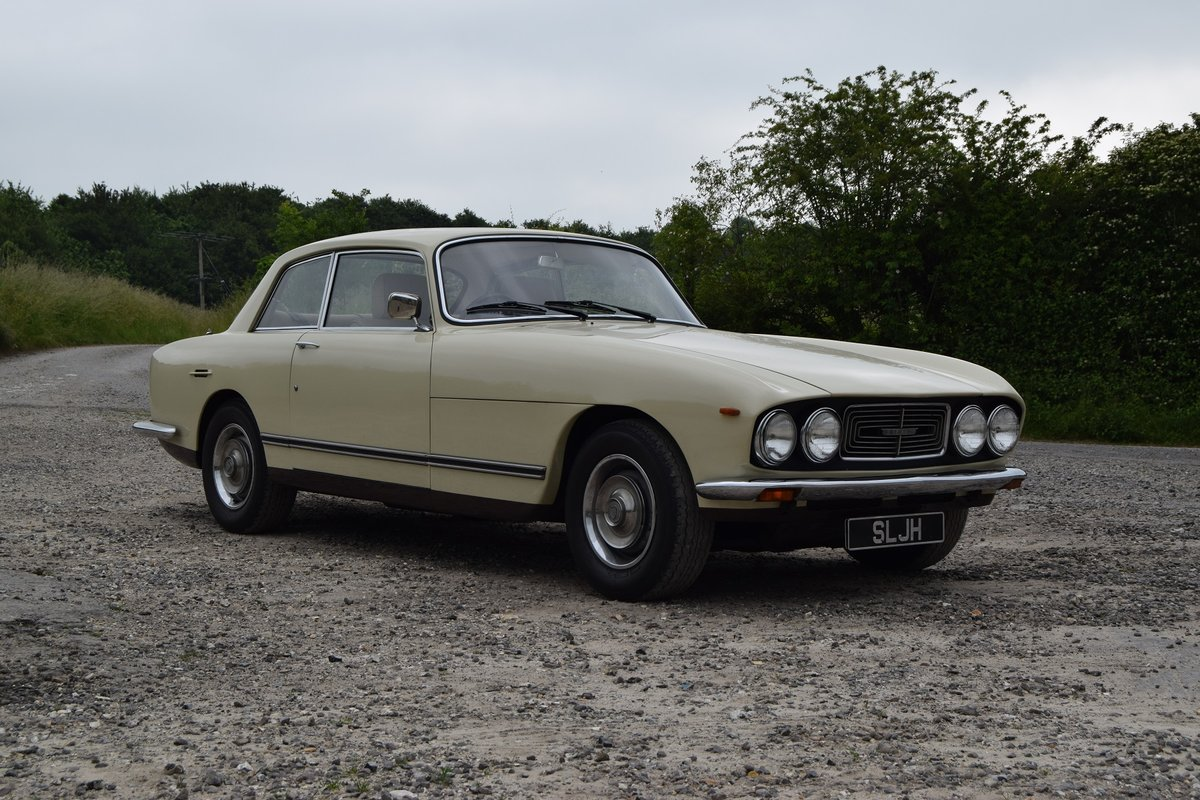 1973 Bristol 411 Series 3 For Sale (picture 1 of 9)