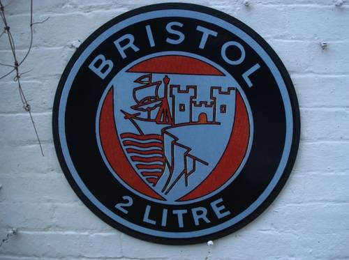 Bristol garage wall sign For Sale (picture 1 of 1)