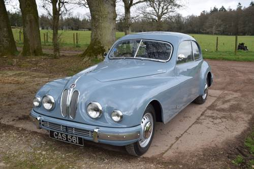 1954 Bristol 403  SOLD (picture 1 of 6)
