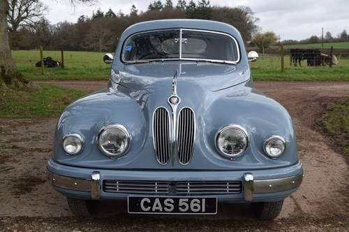 1954 Bristol 403  SOLD (picture 2 of 6)