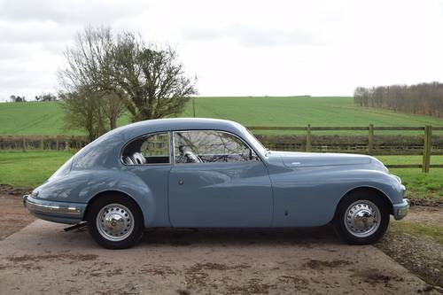 1954 Bristol 403  SOLD (picture 3 of 6)