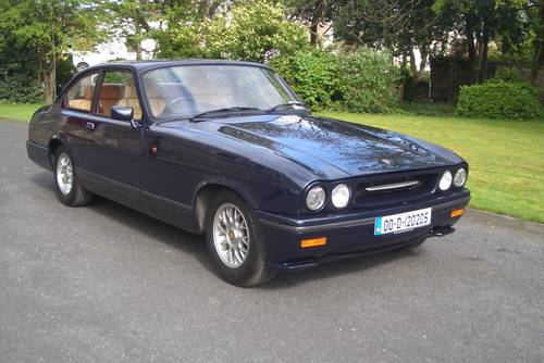 2000 Bristol Blenheim 111 Auto / Overdrive. SOLD (picture 1 of 6)