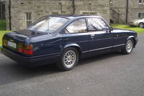 2000 Bristol Blenheim 111 Auto / Overdrive. SOLD (picture 3 of 6)