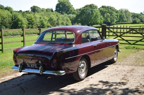 1962 Bristol 407 For Sale (picture 4 of 6)