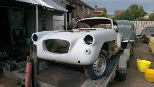 1962 Bristol 407 For Restoration SOLD (picture 1 of 3)