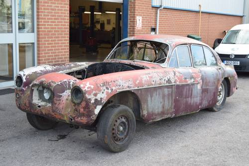 1956 Bristol 405 Restoration Project SOLD (picture 1 of 3)