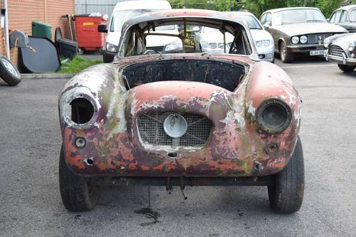 1956 Bristol 405 Restoration Project SOLD (picture 2 of 3)