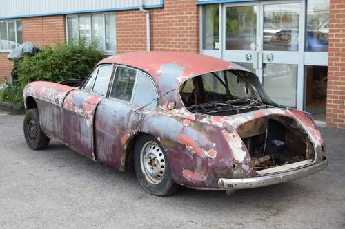 1956 Bristol 405 Restoration Project SOLD (picture 3 of 3)
