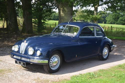 1952 Bristol 401 SOLD (picture 1 of 6)